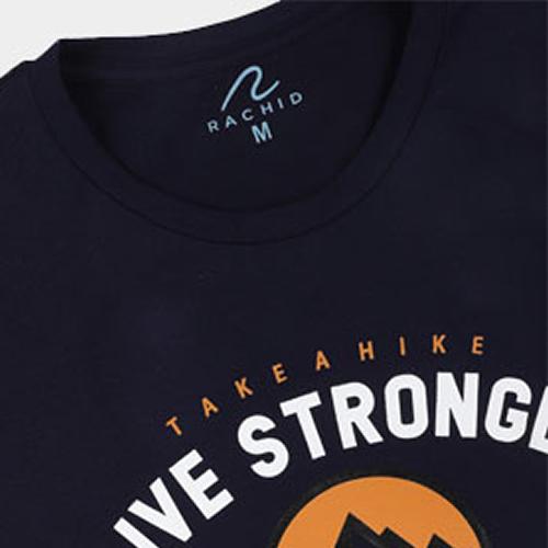 Camisetas para hombre Rachid Style